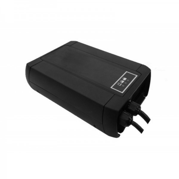 Q-Batteries energiesparendes Hochfrequenzladegerät 24V 13A by S.P.E. Charger - CBHD1 - XR - P