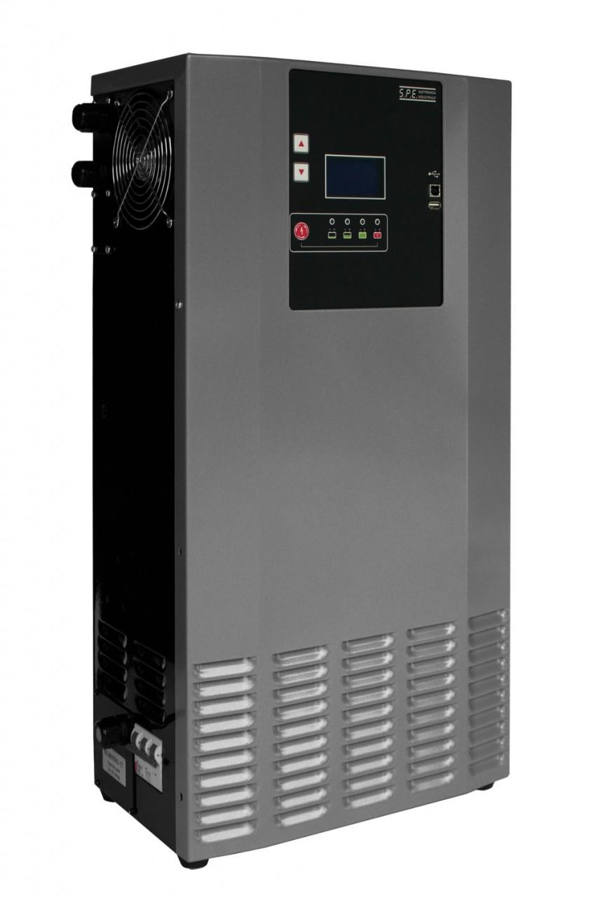 Q Batteries energiespar. Hochfrequenzladegerät 80V 80A