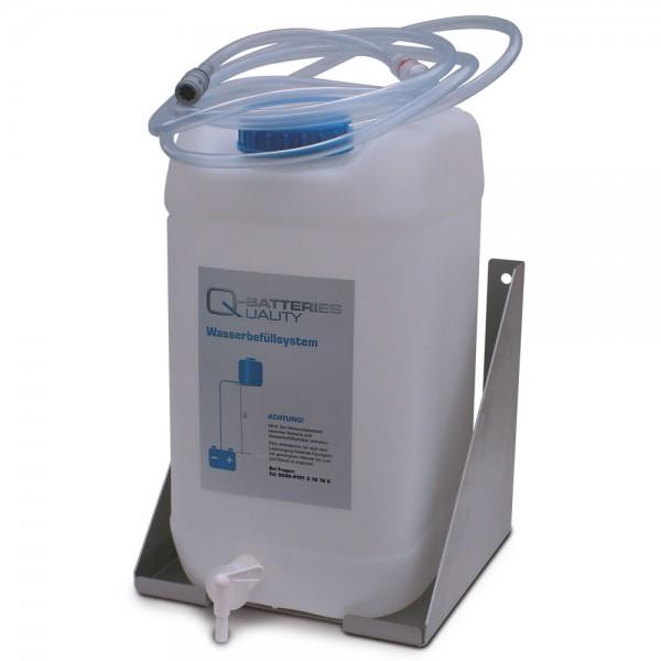 Fallwasserbehälter 30l und Wandhalter im Set