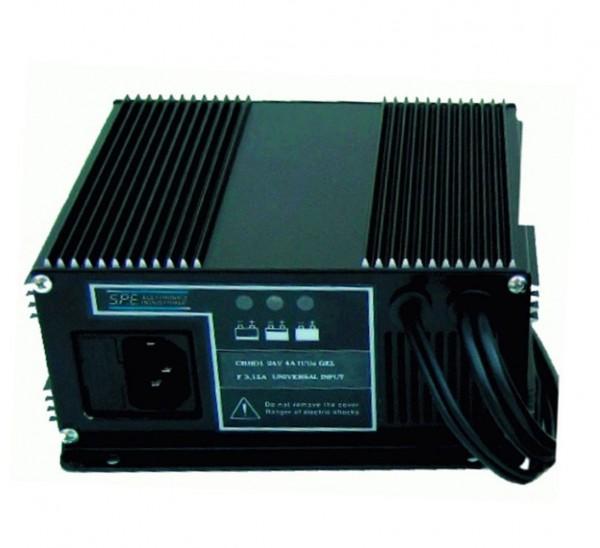 Q-Batteries energiesparendes Hochfrequenzladegerät 24V 5A für AGM by S.P.E. Charger - CBHD1